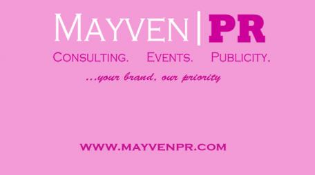 Mayven PR Logo