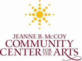 McCoy Center for the Arts Logo