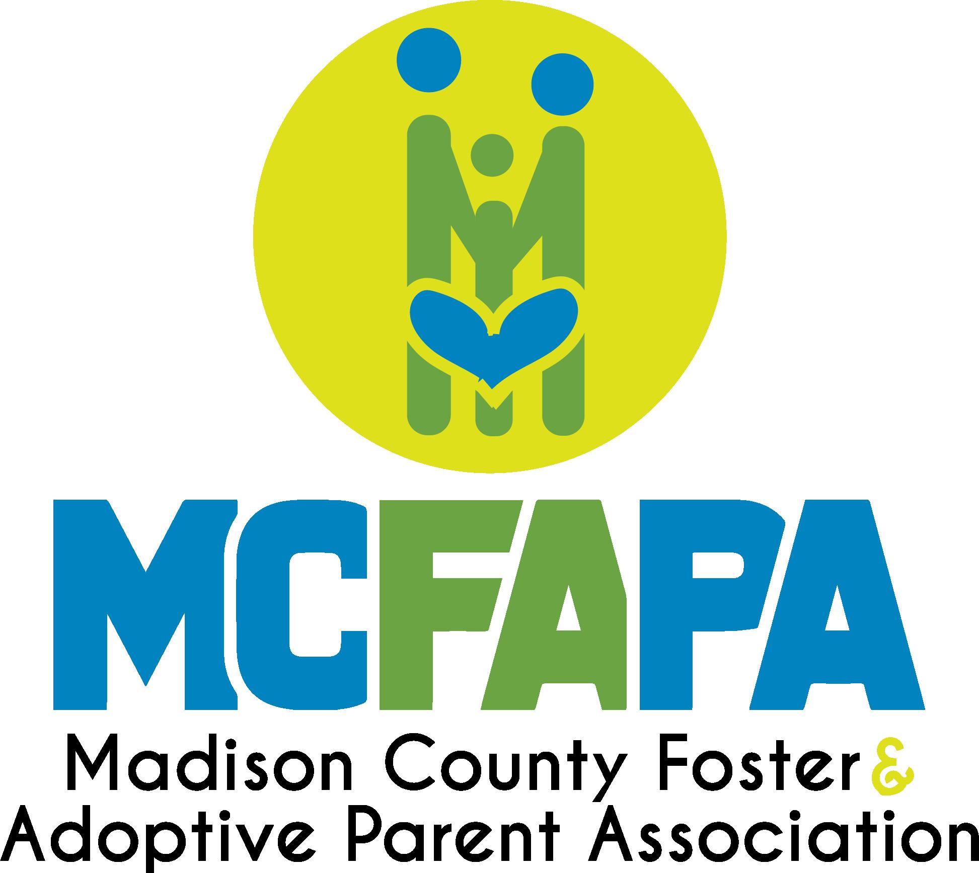 Madison Co. Foster & Adoptive Parent Association Logo