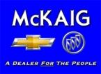 McKaig Chevrolet Buick Logo