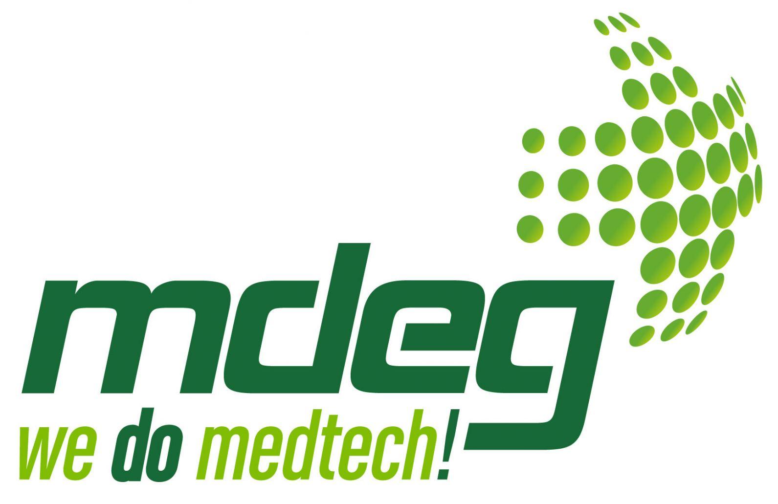 mdeg GmbH Logo