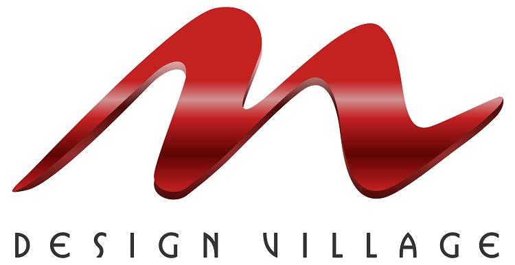 M Design Village Logo