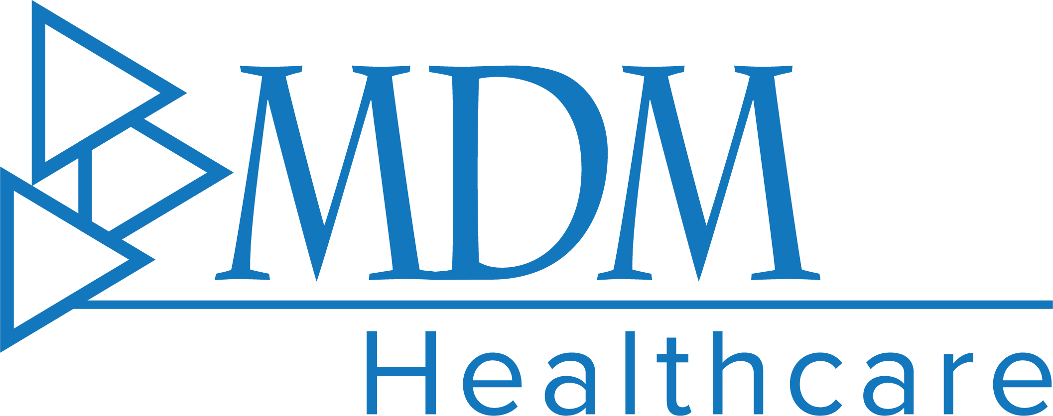 MDM Healthcare Logo