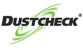 Dustcheck Ltd Logo