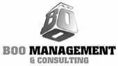 Boo Management and Consulting, Inc. Logo