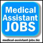 Medical Assistant Jobs Logo