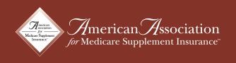 American Association for Medicare Supplement Insur Logo