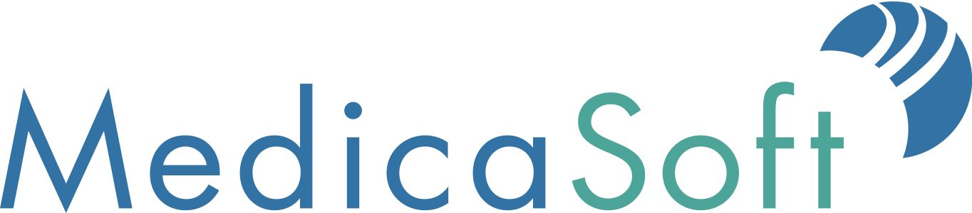 MedicaSoft Logo