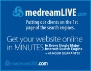 Medream Logo