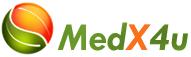 Medx4u.com Logo