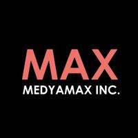 Medyamax Inc. Logo
