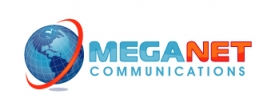 MegaNet Communications Logo