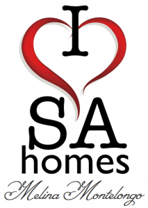 I Love San Antonio Homes Logo