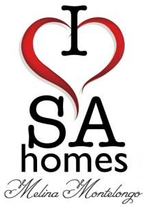 I Love San Antonio Homes Logo