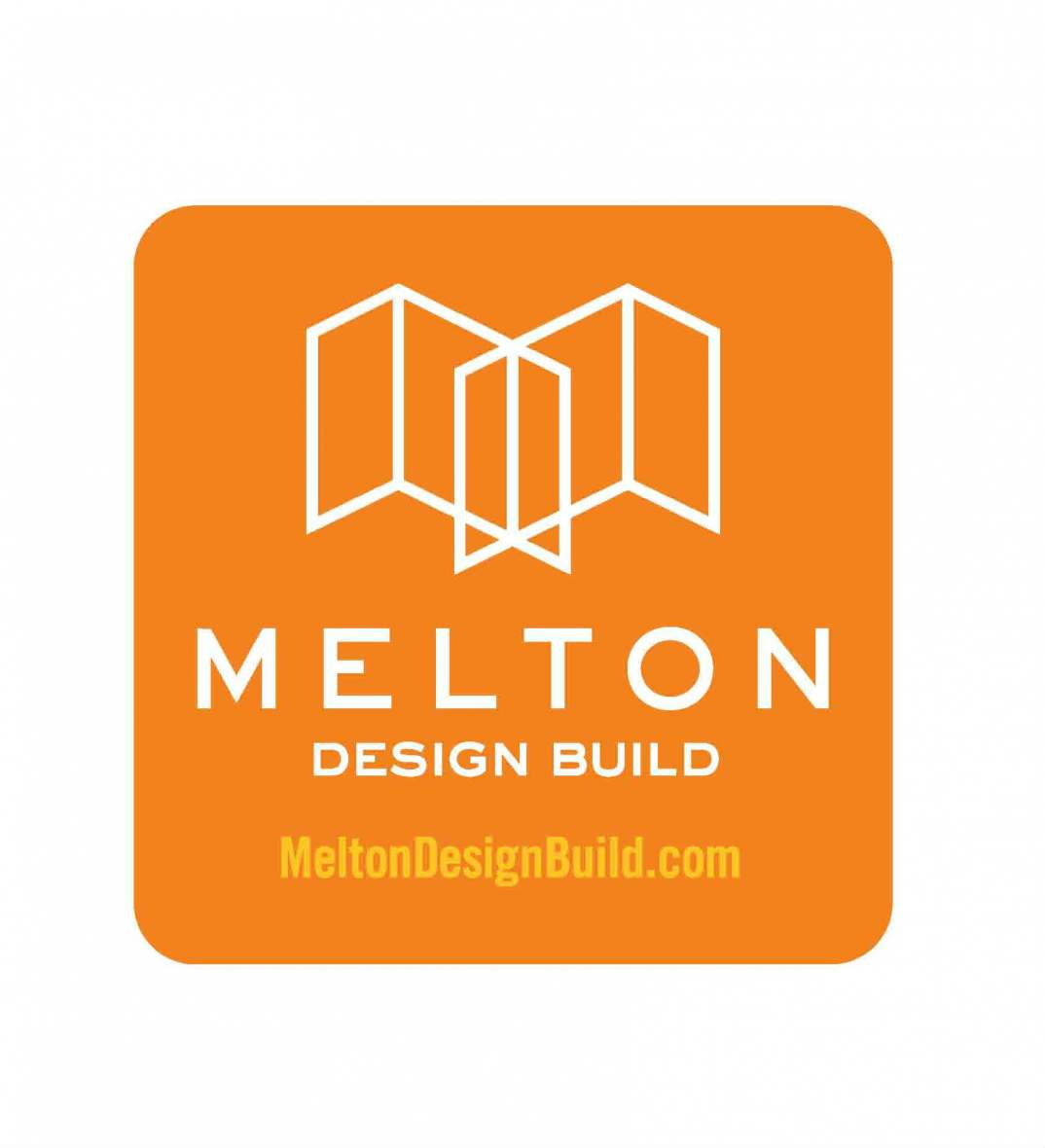 Melton Design Build Logo