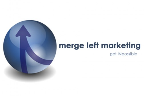 mergeleftmarketing Logo