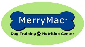 MerryMac Dog Training and Nutrition Center Logo