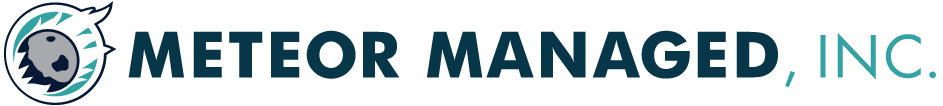 meteormanaged Logo
