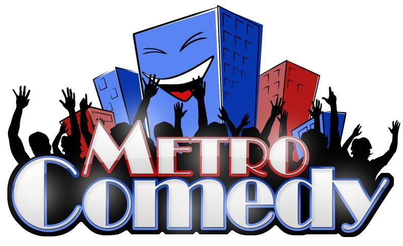 Metro Comedy Logo
