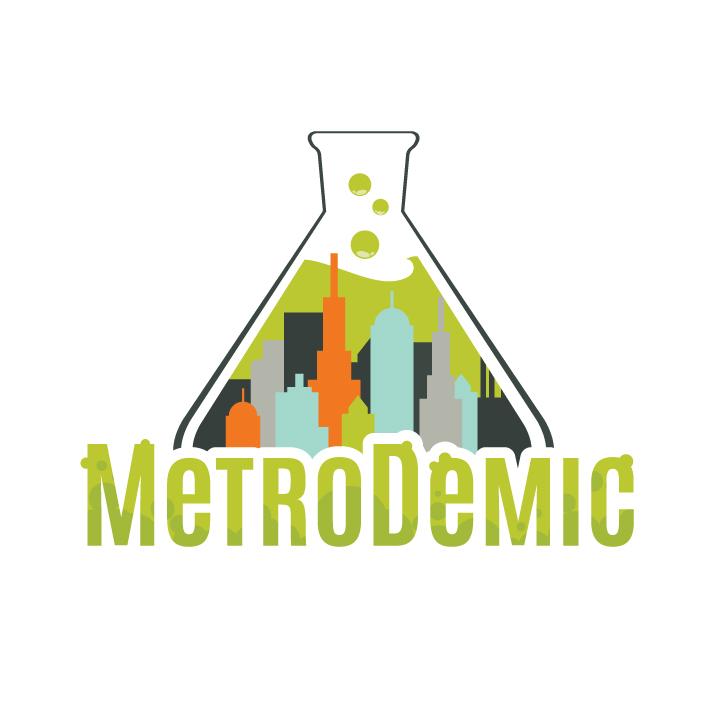 MetroDemic Logo