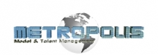 Metropolis Model and Talent Management Inc. Logo