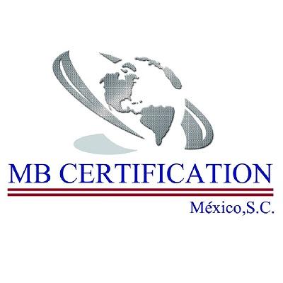 MB Certyification Mexico SC Logo