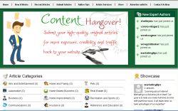 Content Hangover Logo