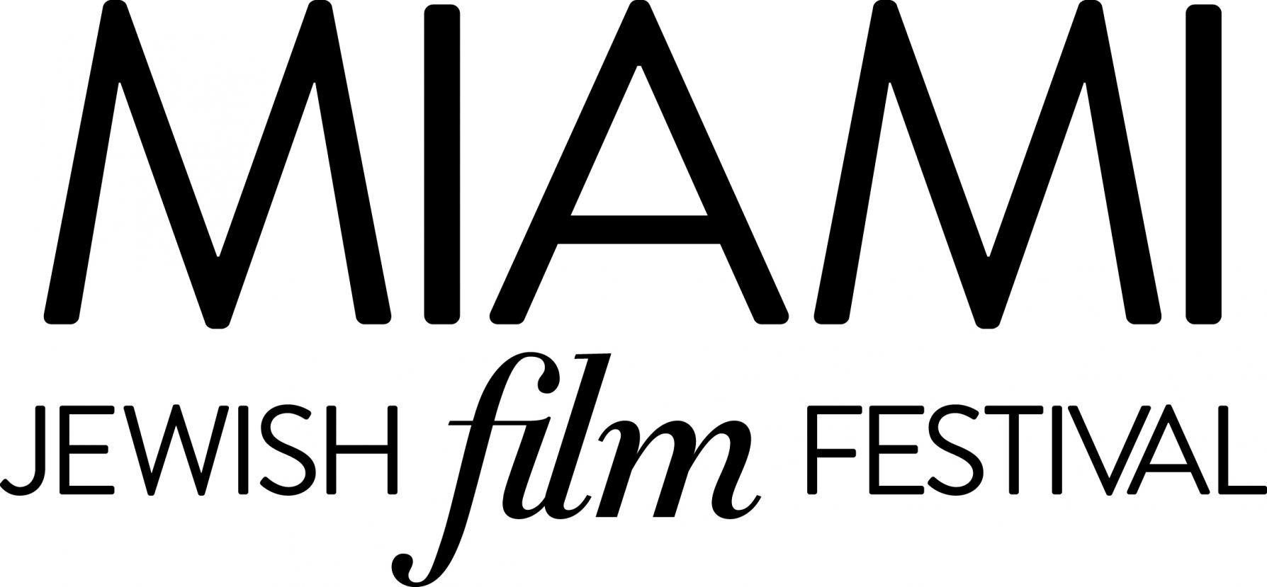 Miami Jewish Film Festival Logo