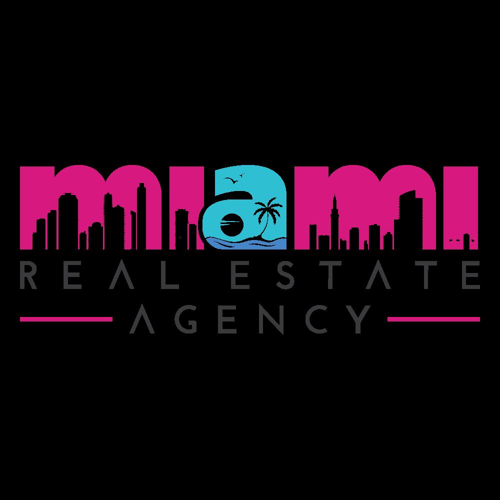 MIAMI REAL ESTATE AGENCY Logo