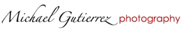 Michael Gutierrez Photography Logo