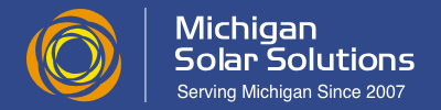 Michigan Solar Solutions Logo