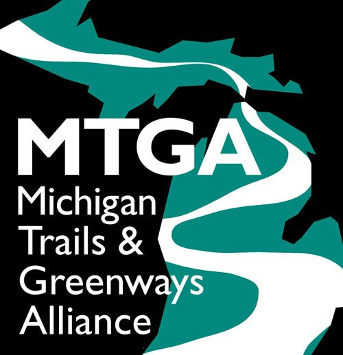 Michigan Trails & Greenways Alliance Logo