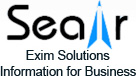 Seair Exim Solution's Logo