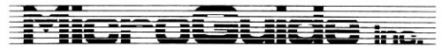 MicroGuide, Inc. Logo