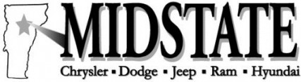 Midstate Dodge Chrysler Jeep Ram Hyundai Logo