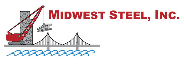 Midwest Steel, Inc. Logo