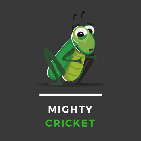Mighty Cricket Logo
