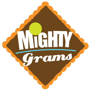 Mighty Grams Logo