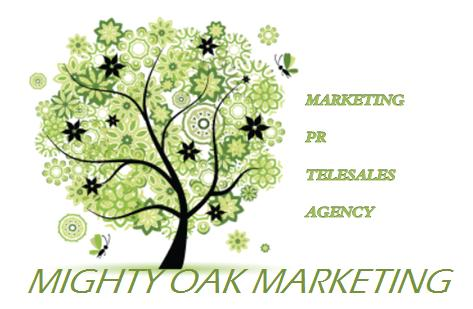 Mighty Oak Marketing Logo