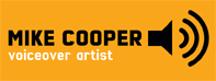Mike Cooper - Voiceover Artist Logo
