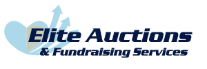 Elite Auctions & Fundraising Services Logo