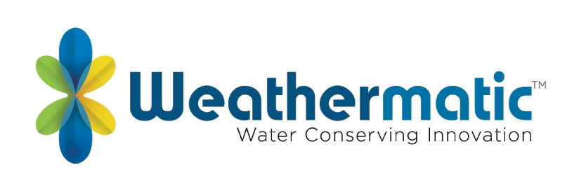 Weathermatic (Mike Mason, CEO) Logo