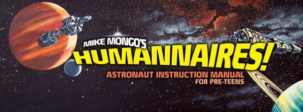 Mike Mongo, Astronaut Teacher Logo