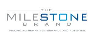 The Milestone Brand Logo