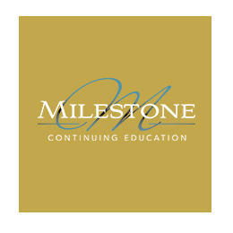 Milestone Continuing Education Logo