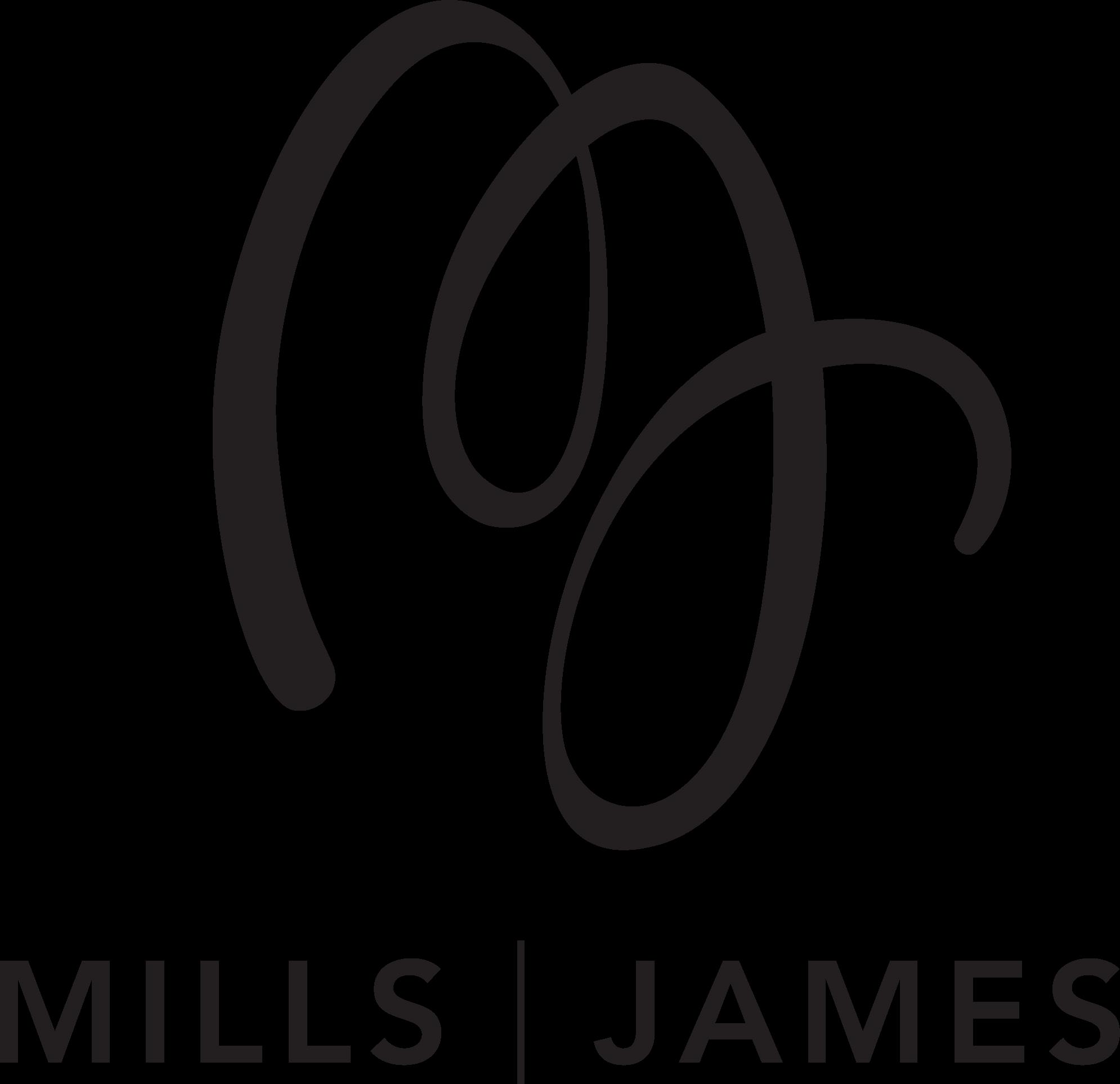 millsjames Logo