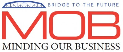 Minding Our Business Logo