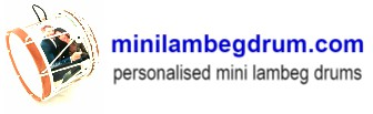 MiniLambegDrum.Com Logo