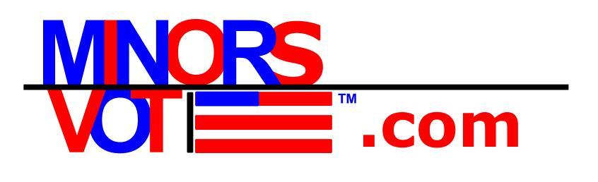 minorsvote Logo