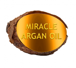 miracle argan oil Logo